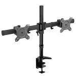Vision Mounts Dual Monitors Desk Stand