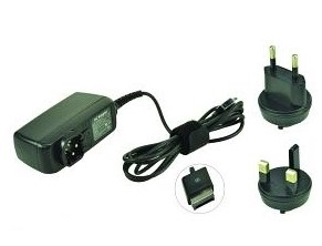 2-Power CAA0727G Indoor 18W Black power adapter/inverter