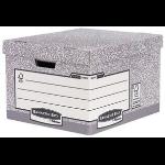 Fellowes System Large Heavy Duty Rkive FSC Box BX10
