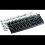 Cherry Comfort keyboard USB, US, light grey