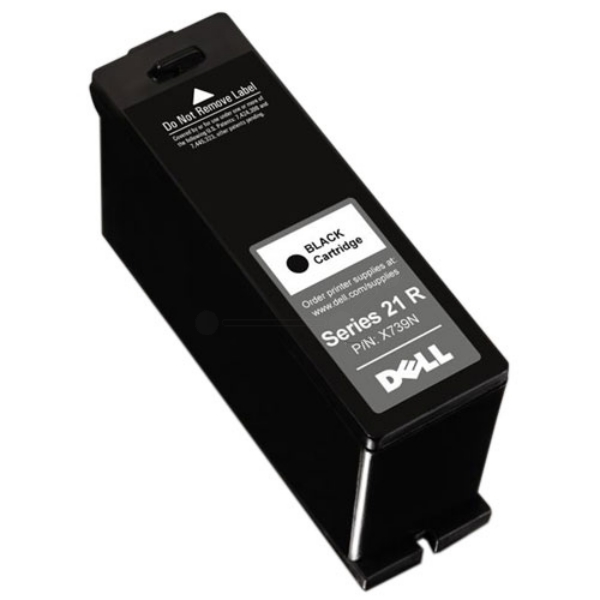 DELL 592-11332 (X739N) Ink cartridge black, 180 pages, 9ml