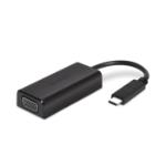 Kensington CV2000V USB-C - VGA USB C VGA (D-Sub) Black
