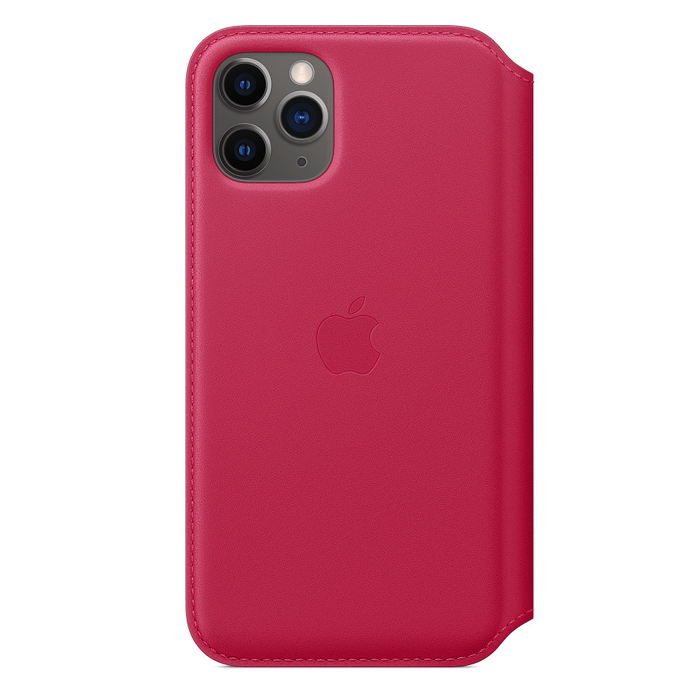 """Apple MY1K2ZM/A funda para teléfono móvil 14,7 cm (5.8"""") Folio Fruta del bosque"""