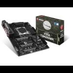 MSI X99A TOMAHAWK Intel X99 LGA 2011-v3 ATX motherboard