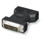 Black Box FA461 cable interface/gender adapter DVI-I VGA HD15