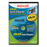 Maxell DVD Lens Cleaner (DVD-LC)