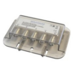 Maximum 1216 Grey cable splitter/combiner