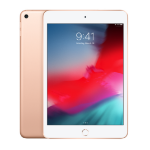 "Apple iPad mini 20.1 cm (7.9"") 64 GB Wi-Fi 5 (802.11ac) Gold iOS 12"