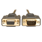 Tripp Lite VGA Monitor Extension Cable, 640x480 (HD15 M/F), 6-ft.