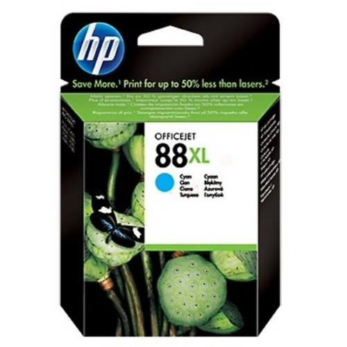 HP C9391AE (88XL) Ink cartridge cyan, 1.7K pages, 17ml