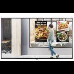 "LG 55XS2E Digital signage flat panel 54.64"" LED Full HD Wi-Fi Black signage display"