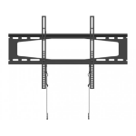 "Sanus Systems QLL23 70"" Black flat panel wall mount"