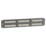 Black Box JPM5E48-45ANG-UU patch panel 2U