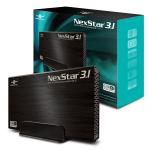 """Vantec NST-370A31-BK storage drive enclosure 3.5"""" HDD enclosure Black"""
