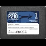 """Patriot Memory P210 2.5"""" 1000 GB Serial ATA III P210S1TB25"""