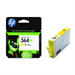 HP CB325EE (364XL) Ink cartridge yellow, 750 pages, 6ml