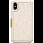 Otterbox Strada mobile phone case 14,7 cm (5.8 Zoll) Blatt Weiß