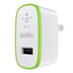 Belkin F8J040ttWHT Indoor Green,White