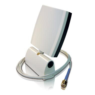 ZyXEL ZyAIR EXT-106 - Indoor 6dBi Directional Patch Antenna 6dBi network antenna