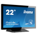 "iiyama ProLite T2234MSC-B6X monitor pantalla táctil 54,6 cm (21.5"") 1920 x 1080 Pixeles Negro Multi-touch"