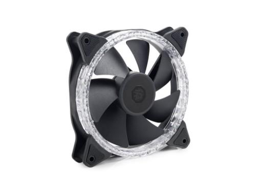 Bitspower BPTA-NTX1218D1 computer cooling component Computer case Fan 12 cm Black 1 pc(s)