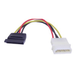 Link Depot POW-SATA Internal SATA Multicolor power cable
