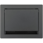 Extron Cable Cubby 700 outlet box Black