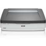Epson Expression 12000XL Pro Flatbed scanner 2400 x 4800 DPI A3 Grey, White