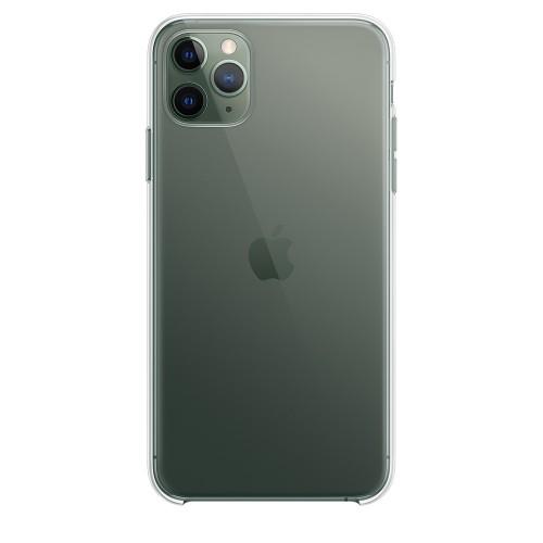 "Apple MX0H2ZM/A mobile phone case 16.5 cm (6.5"") Cover Translucent"
