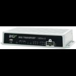 Digi TransPort WR44 R Fast Ethernet 3G 4G Black, White wireless router