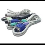 """Vertiv Avocent CBL0027 KVM cable 70.9"""" (1.8 m)"""