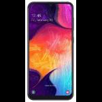 """Samsung Galaxy A50 SM-A505F 16.3 cm (6.4"""") 4 GB 128 GB Dual SIM 4G Black 4000 mAh"""