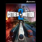 Paradox Interactive Cities in Motion 2, PC/MAC, Linux Basic Linux/Mac/PC DEU Videospiel