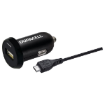 Duracell 2.4A In-Car Charger & Micro USB Cable mobile device charger