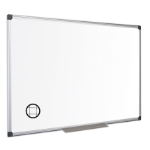 Bi-Office Maya Gridded Dry Wipe Double Side Whiteboard 120x120cm DD