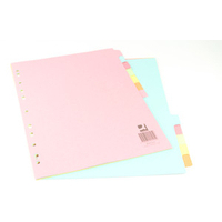 Q-CONNECT KF01515 Pink 1pc(s) divider