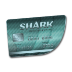 Rockstar Games Grand Theft Auto V: Megalodon Shark Cash Card PC