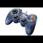 Logitech G F310 Zwart, Blauw USB 2.0 Gamepad PC