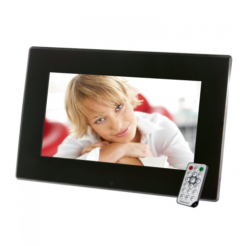 "Intenso 13.3"" Media Stylist 13.3"" Black digital photo frame"