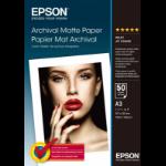 Epson Archival Matte Paper, DIN A3, 189g/m², 50 Vel