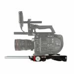 SHAPE FS72BP camera rig Aluminium Black