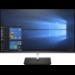 "HP EliteOne 1000 27in 4K UHD 68.6 cm (27"") 3840 x 2160 pixels 4K Ultra HD LED Flat Black"