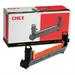 Oki 41963408 Drum kit, 30K pages @ 5% coverage
