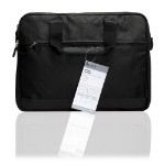 Belkin Slim Lightweight Messenger Bag for Laptops, Macbooks and Chromebooks up to 13.3 inch -Black