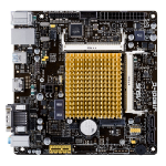 ASUS J1800I-C/CSM motherboard Mini ITX
