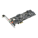 ASUS XONAR/DGX Internal 5.1 channels PCI-E