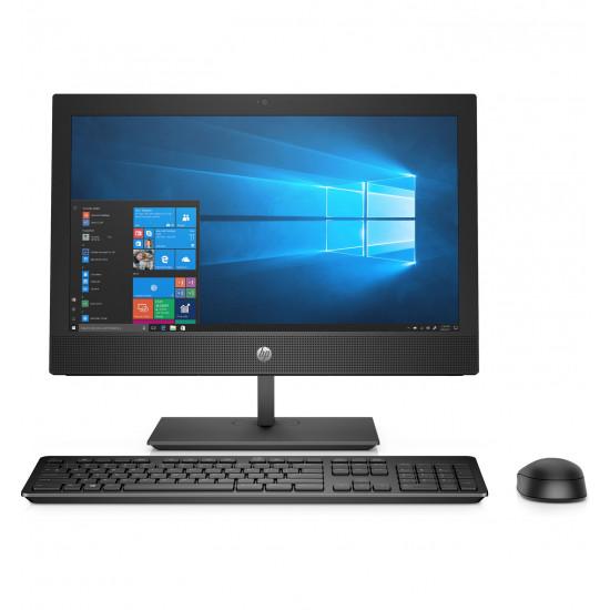 """HP ProOne 400 G4 Non-Touch AiO (4WL43PA) i3-8100T 4GB(1x8GB) 500GB 23.8""""(1600x900) DVDRW W10Home-64b 1Y"""
