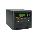 Aleratec 330120 media duplicator USB flash drive/USB hard drive duplicator 7 copies Black