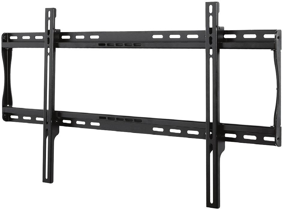 "Peerless MIS987 55"" Black flat panel wall mount"