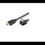 Microconnect HDMI, M-M, 1m HDMI cable HDMI Type A (Standard) Black